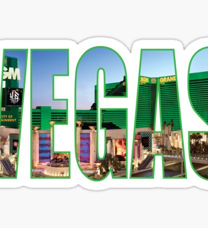 Vegas (MGM Grand) Sticker