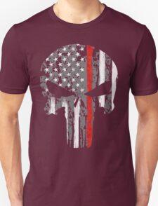 Punisher - Red Line Unisex T-Shirt