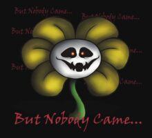 Undertale - Flowey - But Nobody Came... Baby Tee