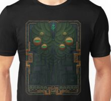 Madness in stone Unisex T-Shirt