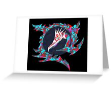 Duurgon eel Greeting Card