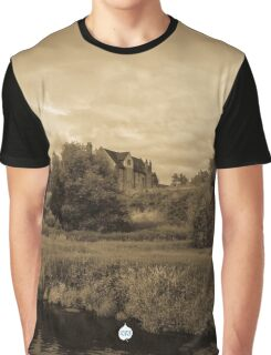 Old Rural Graphic T-Shirt