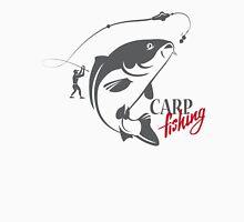carp fishing Unisex T-Shirt
