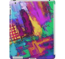 Urban angles iPad Case/Skin