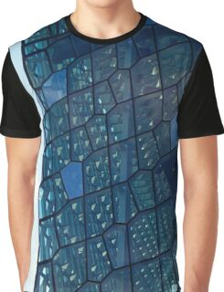 Iceland Opera - Glass Structure Graphic T-Shirt