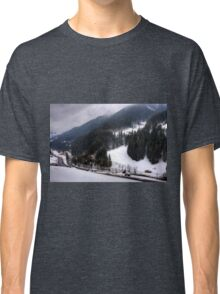 Saalbach, Austria Classic T-Shirt