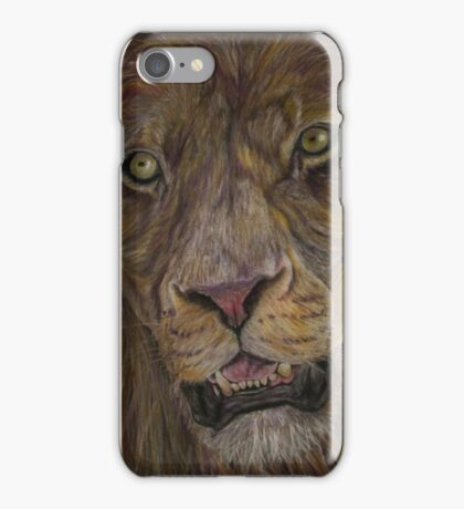 King of the cats iPhone Case/Skin