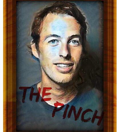 The Pinch- Jake and Amir Sticker