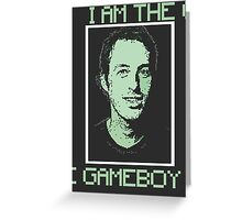THE GAMEBOY- Jake and Amir Greeting Card