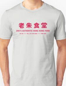 Ghostbusters New Headquarters - Zhu's. Unisex T-Shirt