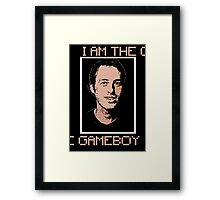 THE GAMEBOY- Jake and Amir Framed Print