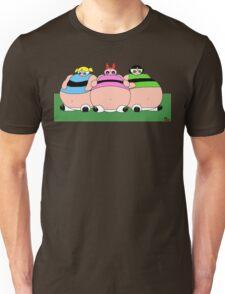 POWERFAT GIRLS Unisex T-Shirt