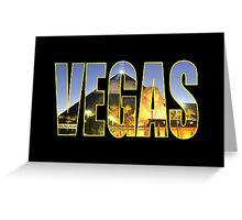 Vegas (Luxor) Greeting Card