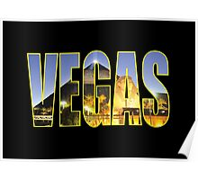 Vegas (Luxor) Poster