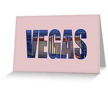 Vegas (Mirage) Greeting Card