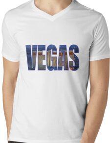 Vegas (Mirage) Mens V-Neck T-Shirt