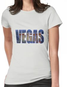 Vegas (Mirage) Womens Fitted T-Shirt