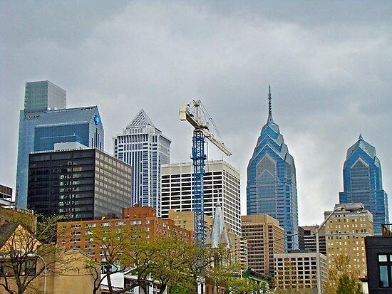 The Heart of the City - Philadelphia Pennsylvania by MotherNature