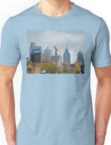 The Heart of the City - Philadelphia Pennsylvania Unisex T-Shirt