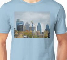 The Heart of the City - Philadelphia Pennsylvania Unisex T-Shirt