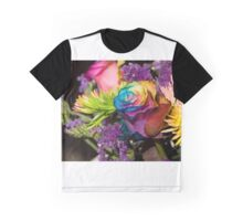 A Blast Of Colour Graphic T-Shirt