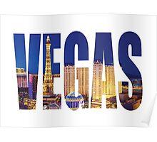 Vegas (Paris) Poster
