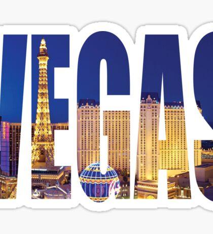 Vegas (Paris) Sticker