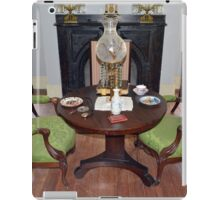 Table for Two iPad Case/Skin