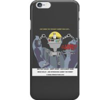 Garret the Ferret on Planet X iPhone Case/Skin