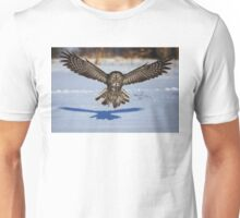 In your face - Great Grey Owl T-Shirt