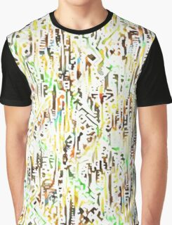 Hipster Pattern 3 Graphic T-Shirt