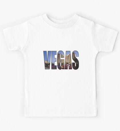 Vegas (Treasure Island) Kids Tee