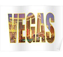 Vegas (Venetian) Poster