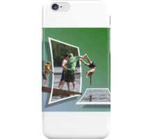 Lake Plunge OOB iPhone Case/Skin