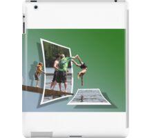 Lake Plunge OOB iPad Case/Skin