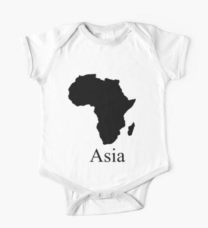 Africa? One Piece - Short Sleeve