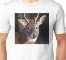Young Whitetail Buck  Unisex T-Shirt