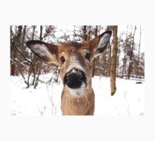 Nosey - White-tailed Deer Kids Tee