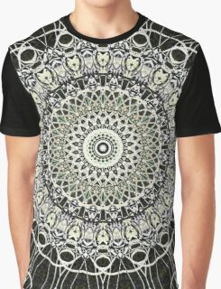Graphics Out Of The Kaleidoscope Light Graphic T-Shirt