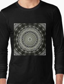 Graphics Out Of The Kaleidoscope Light Long Sleeve T-Shirt