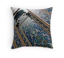 Islamic Pattern Throw Pillow