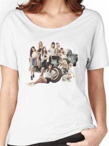 snsd bg Women's Relaxed Fit T-Shirt