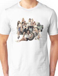 snsd bg Unisex T-Shirt