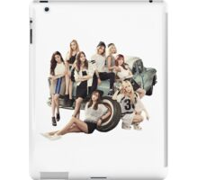 snsd bg iPad Case/Skin