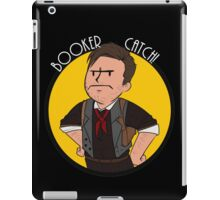 Booker catch! Bioshock Infinite iPad Case/Skin