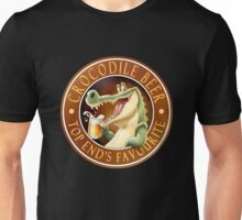 Crocodile Beer Unisex T-Shirt
