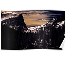 Nature Rules - Majestic Mountain View Poster
