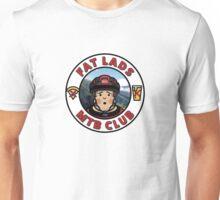 The Fat Lads Mountain Bike Club Unisex T-Shirt