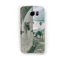 Colonial Street of Arequipa City Peru Samsung Galaxy Case/Skin