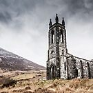 Dunlewey Church by Finbarr Reilly